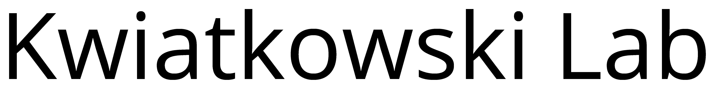 Kwiatkowski Lab